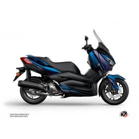 Kit déco KUTVEK Replica bleu/noir Yamaha T-Max 530