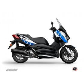 Kit déco KUTVEK Vintage gris/bleu Yamaha X-Max 300