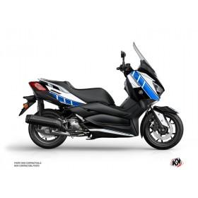 Kit déco KUTVEK Vintage gris/bleu Yamaha X-Max 125
