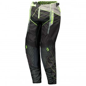 PANT ENDURO BLACK/YELLOW 34