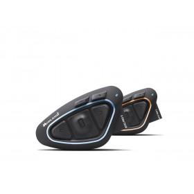 Intercom MIDLAND BTX 2&1 Pro S Twin noir/bleu/orange