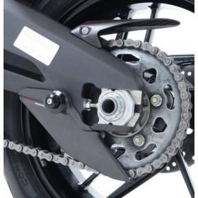 Protection de chaîne R&G RACING noir Ducati