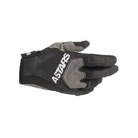 VENTURE R GLOVES BLACK WHITE M