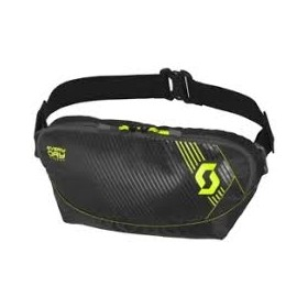 SCO HIP-BELT EVERYDAY BLK/NEON YEL NSIZE