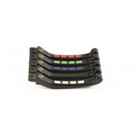Levier d'embrayage LIGHTECH Alien à câble noir