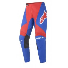 FLUID SPEED PANTS BLUE BRIGHT RED 32