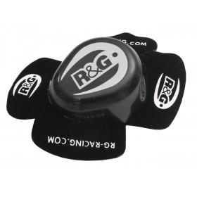Sliders genou R&G RACING Aero noir