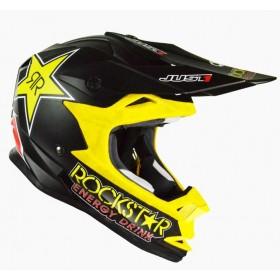 Casque JUST1 J32 Rockstar Black Matte taille XS