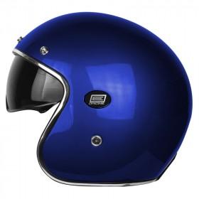 Casque ORIGINE Sirio bleu marine billant taille S