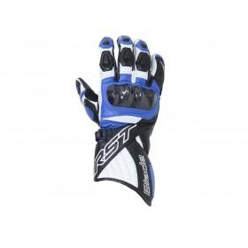 Gants RST Blade II CE cuir bleu taille S/08 homme