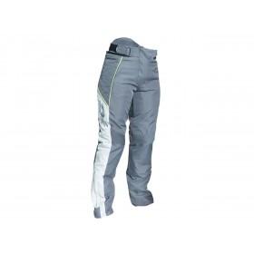Pantalon RST Ladies Gemma textile gris/flo yellow taille S femme