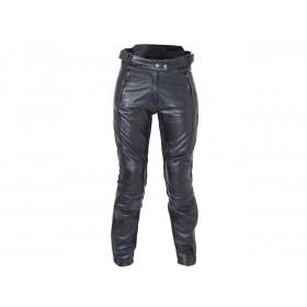 Pantalon RST Ladies Kate cuir noir taille XL femme