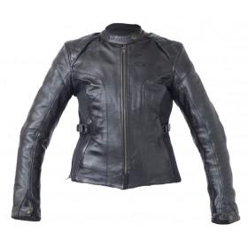 Veste RST Ladies Kate cuir noir taille XL femme