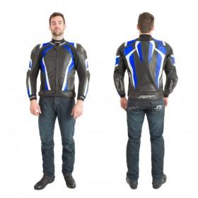 Veste RST Pro Series CPX-C cuir bleu taille L homme