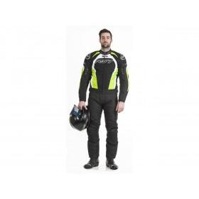 Veste RST Tractech Evo II textile vert fluo taille XL homme