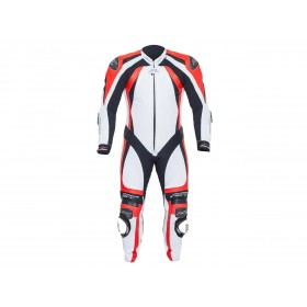 Combinaison RST Pro Series CPX-C II cuir blanc/rouge taille L homme