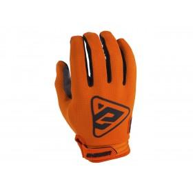 Gants ANSWER AR3 orange/noir taille M