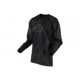 Maillot ANSWER Syncron Drift Charcoal/noir taille S