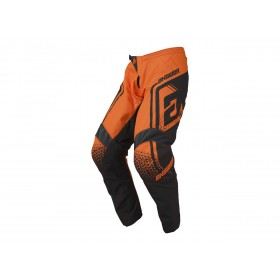 Pantalon ANSWER Syncron Drift Junior orange fluo/Charcoal taille 26