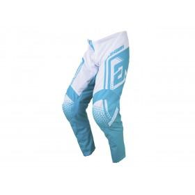 Pantalon ANSWER Syncron Air Drift blanc/Astana taille 28
