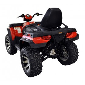 Kit d'extension d'ailes DIRECTION 2 noir Polaris Touring 500 H.O