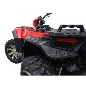 Kit d'extension d'ailes DIRECTION 2 noir Polaris Sportsman