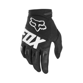 YTH DIRTPAW GLOVE - RACE [BLK] YS