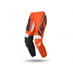 Pantalon UFO Vanadium JNR orange fluo taille 26