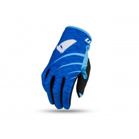 Gants UFO Indium bleu taille L
