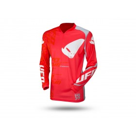 Maillot UFO Indium rouge taille S