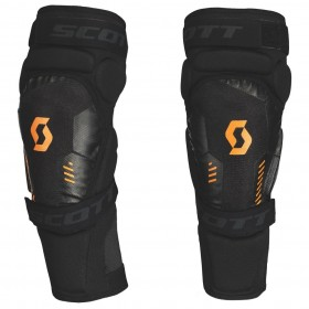 SCO KNEE GUARDS SOFTCON 2 BLACK XL