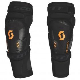 SCO KNEE GUARDS SOFTCON 2 BLACK XL