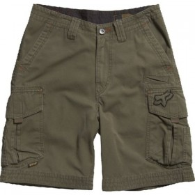 SLAMBOZO CARGO SHORT - SOLID CHARCOAL W4