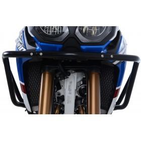 Protections latérales R&G RACING argent Honda CRF1000L