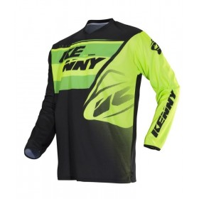 MAILLOT TRACK ADULTE S LIME