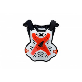 Pare-pierre UFO X-Concept orange fluo/blanc