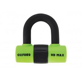 Bloque-disque OXFORD HD MAX Ø14mm vert