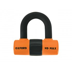 Bloque-disque OXFORD HD MAX Ø14mm orange