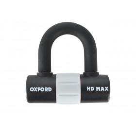 Bloque-disque OXFORD HD MAX Ø14mm noir
