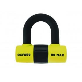 Bloque-disque OXFORD HD MAX Ø14mm jaune