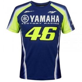 TEE WOMEN YAMAHA RACING BLUE VRI46