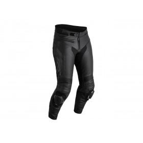 Pantalon RST Sabre cuir noir homme
