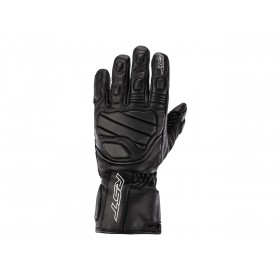 Gants RST Turbine Waterproof cuir noir homme