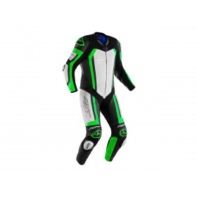Combinaison RST Pro Series cuir vert homme