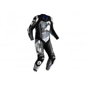 Combinaison RST Pro Series cuir gris/camo homme