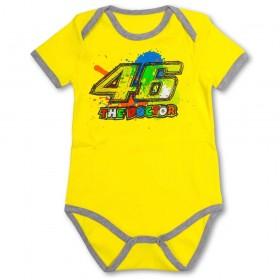 BABY BODY YELLOW VRL46 - SIZE