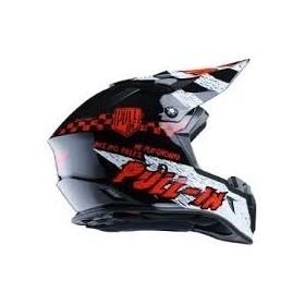 CASQUE PULL-IN ADULTE MOTO 20 XL TRASH B
