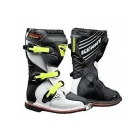 BOTTES TRACK JUNIOR 37 WHITE BLACK NEON
