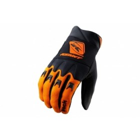 GANTS TRACK KID 4 BLACK ORANGE