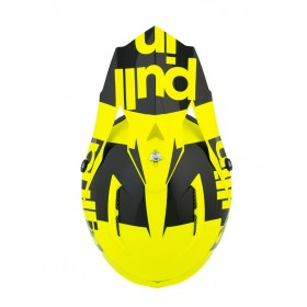 CASQUE PULL-IN RACE ADULTE M NEON YELLOW